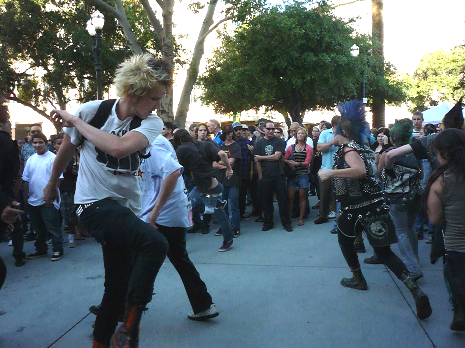 Tales from the Mosh Pit   EPA and around the bay