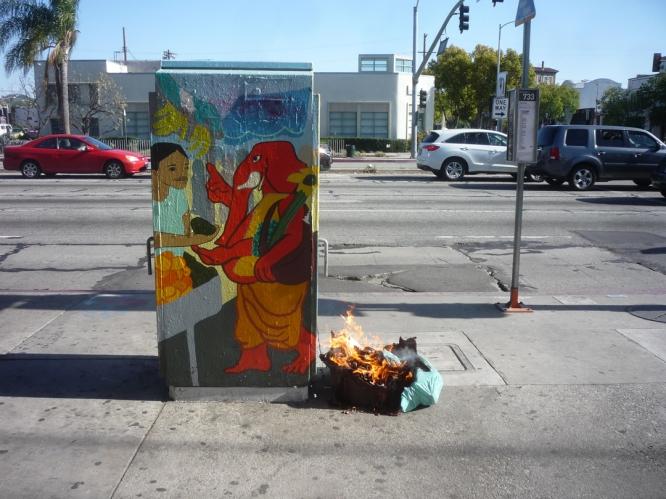 brnng in L.A.